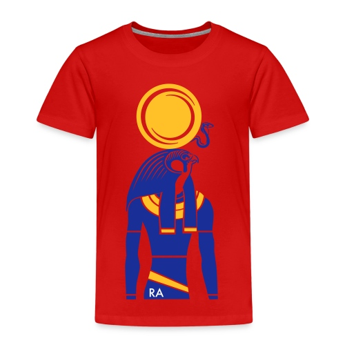 RA – Sonnengott - Kinder Premium T-Shirt