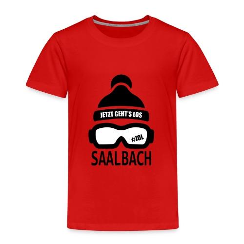 Skimuts Jetzt Geht's Los - Kinderen Premium T-shirt