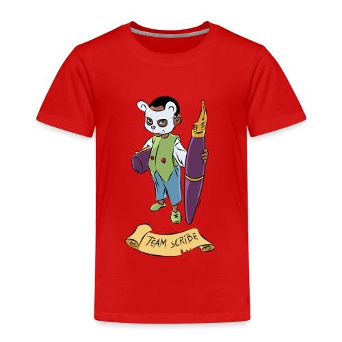 team scribe - T-shirt Premium Enfant