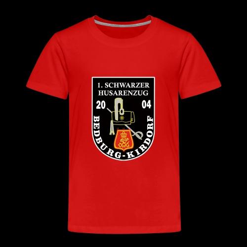 Schwarze Husaren Bedburg Kirdorf 2004 - Kinder Premium T-Shirt