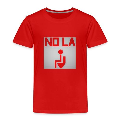 NO COMETAS UN ERROR - Camiseta premium niño