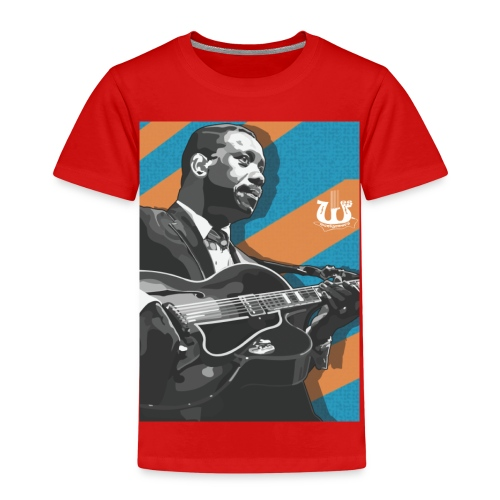 Wes - Camiseta premium niño