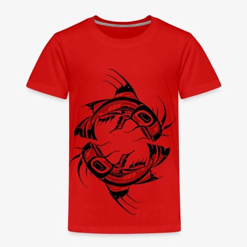 Zwei Wallachshaie - Kinder Premium T-Shirt