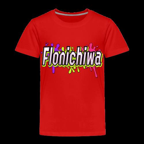 Farbige Action - Flonichiwa - Kinder Premium T-Shirt