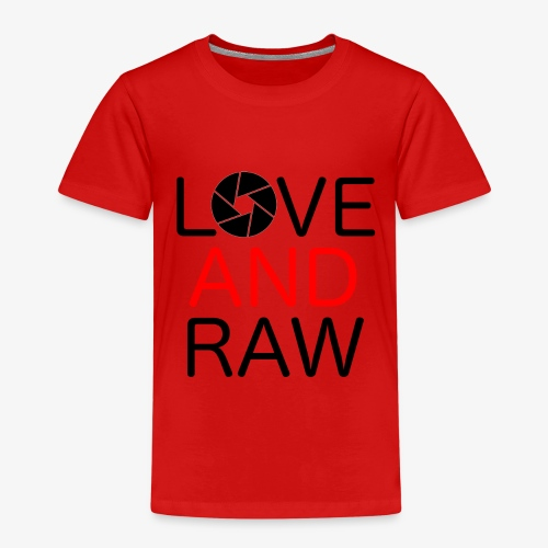 Love Raw - Kids' Premium T-Shirt