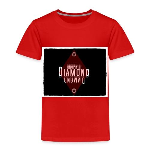 diamond logo - Kinder Premium T-Shirt