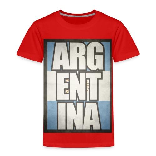 Argentina - Kinder Premium T-Shirt