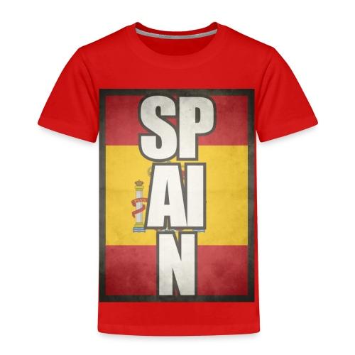 Spain - Kinder Premium T-Shirt