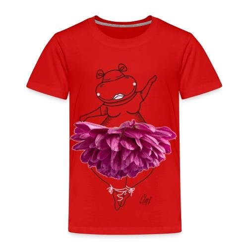 ballerina - Maglietta Premium per bambini