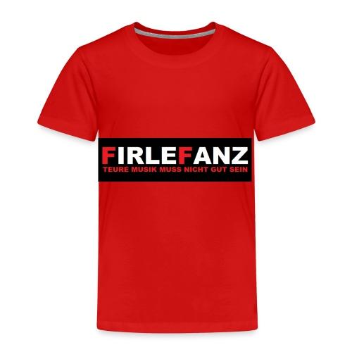 Teure Musik - Kinder Premium T-Shirt