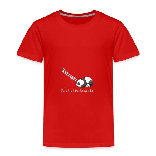 Panda Dodo (Dormir) - T-shirt Premium Enfant