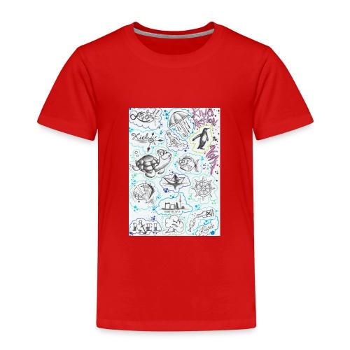 meer - Kinder Premium T-Shirt