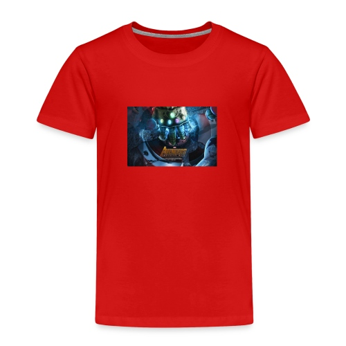 infinity war taped t shirt and others - Kids' Premium T-Shirt