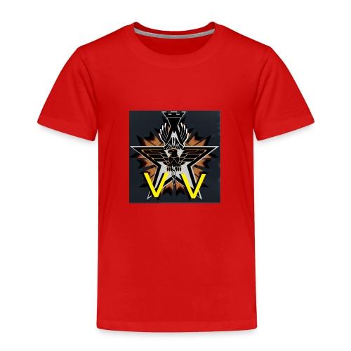 VV logo - Kids' Premium T-Shirt
