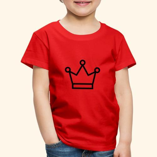 The Queen - Børne premium T-shirt