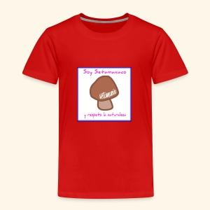 Soy Setamaniaco - Camiseta premium niño