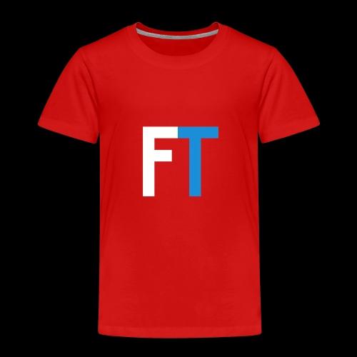 ftlogo - Kinder Premium T-Shirt