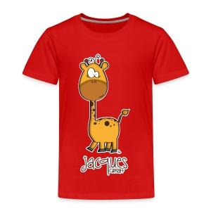 JACQUES Giraff - Kinder Premium T-Shirt
