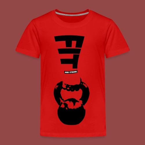 fitandstrong - Kinderen Premium T-shirt
