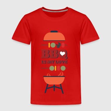 grigliate - Maglietta Premium per bambini