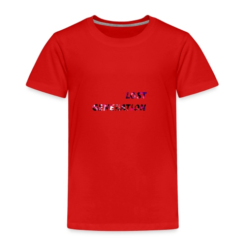 Lost Generation - Camiseta premium niño