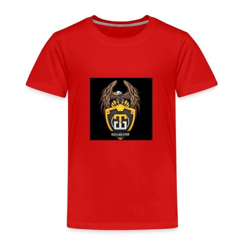 552BD6C6 6FA0 478F 907E 2D12B8DF5FA5 - Kinder Premium T-Shirt