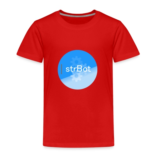 strBot Circle - Kids' Premium T-Shirt