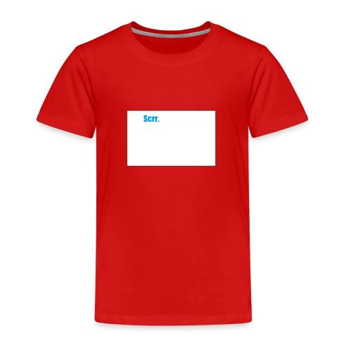 Scrr - Kinder Premium T-Shirt