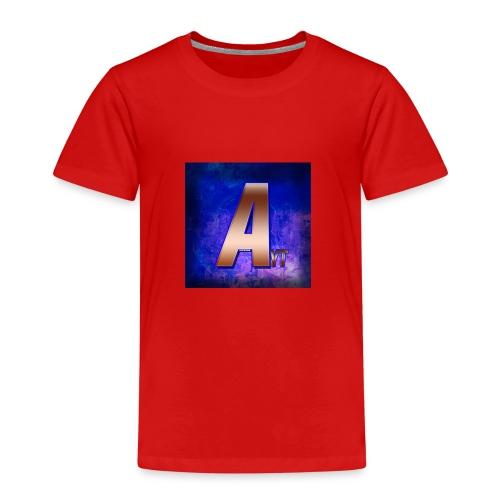ArveYT Logo Made By Xiler 2 0 - Premium T-skjorte for barn