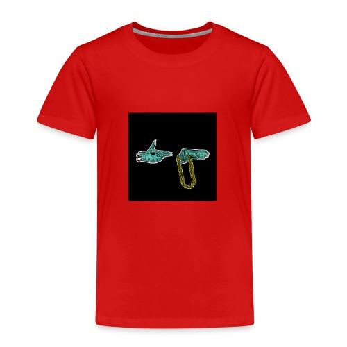 711F8EC7 49CB 43CF A9C3 B57037936F2C - Kinder Premium T-Shirt