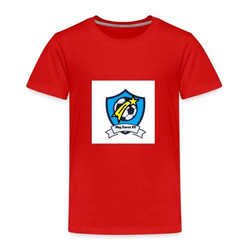 Sky Force Football club - Kids' Premium T-Shirt
