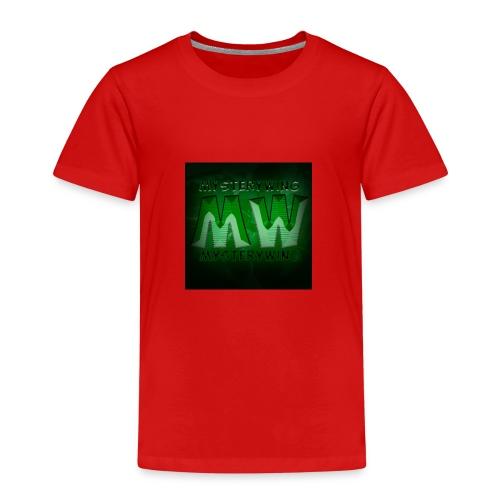 logo mysterywing - Børne premium T-shirt
