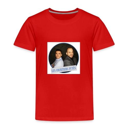 Courtier Futés - T-shirt Premium Enfant