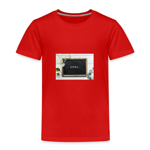 cool - Kinder Premium T-Shirt