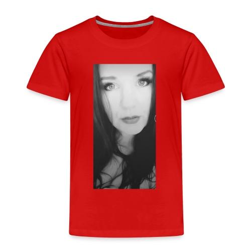 ̅B̅̅l̅̅a̅̅c̅̅k̅̅A̅̅p̅̅p̅̅l̅̅e̅ - Fadedgirl - Kinder Premium T-Shirt