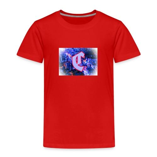 Das große ,,C - Kinder Premium T-Shirt