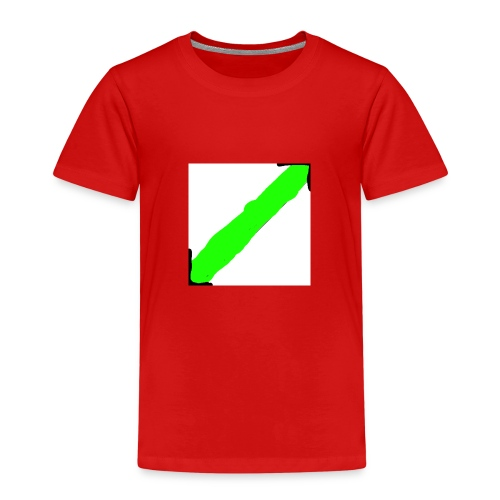 Stick Shirt - Kinder Premium T-Shirt