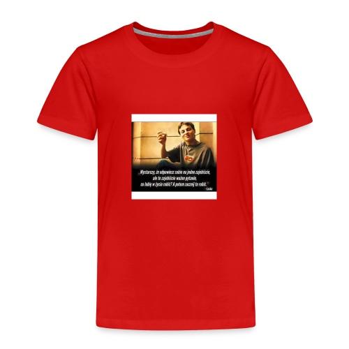 Chick washer - Kids' Premium T-Shirt
