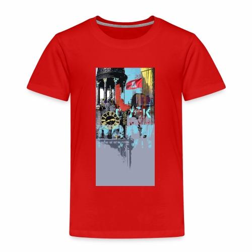 collage SDXl 13 5 08 H7 31 - Kinder Premium T-Shirt
