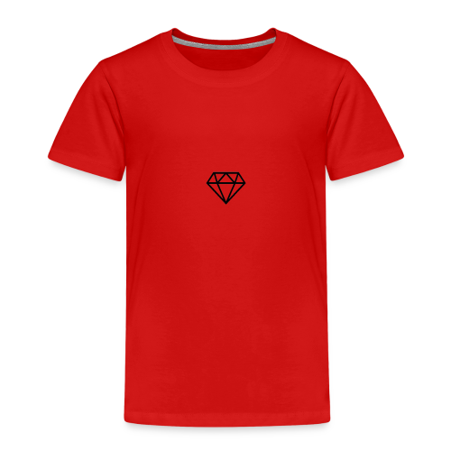 black diamond logo - Kids' Premium T-Shirt