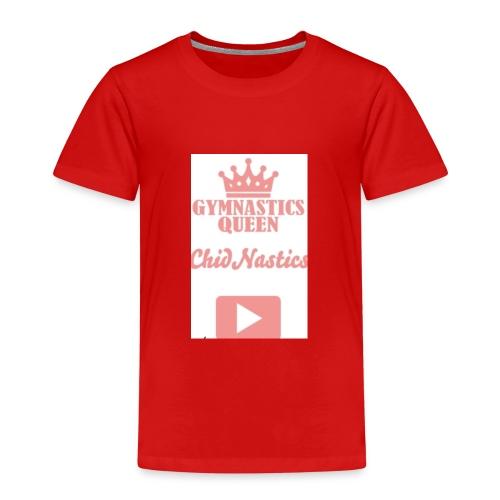 gymnastics queen 💎💎💎💎💎💎💎💎💎💎💎💎💎💎💎💎 - Kids' Premium T-Shirt