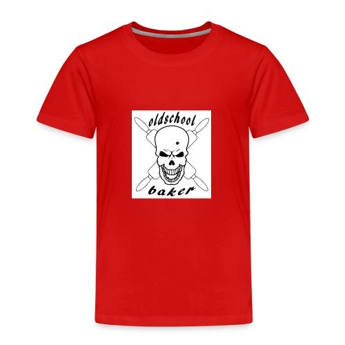 Oldschool baker - Kinder Premium T-Shirt