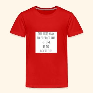 Google Green logo svg - Kids' Premium T-Shirt