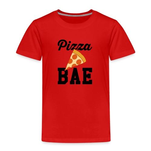 Pizza bæ - Kids' Premium T-Shirt