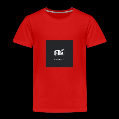 beam gaming - Kinderen Premium T-shirt