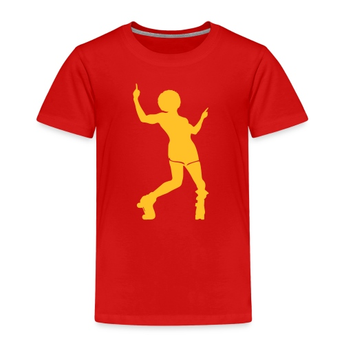 Roller disco - T-shirt Premium Enfant