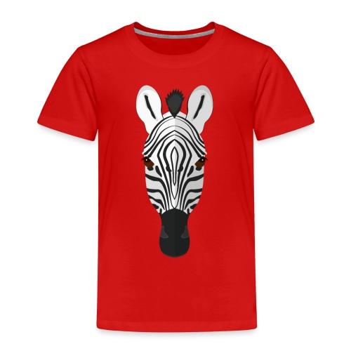 Zebra - Kinderen Premium T-shirt