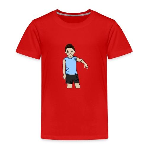 OfirGaming HD logo - Kids' Premium T-Shirt