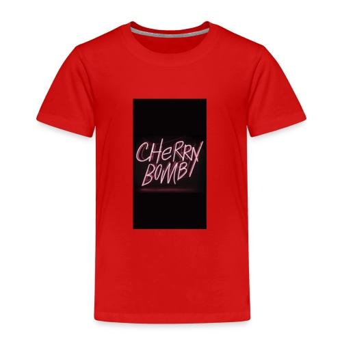Cherry Bomb - Kids' Premium T-Shirt