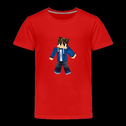 90FDBD36 6DD5 4DEC 8000 C5BBCE698B96 - Kinder Premium T-Shirt